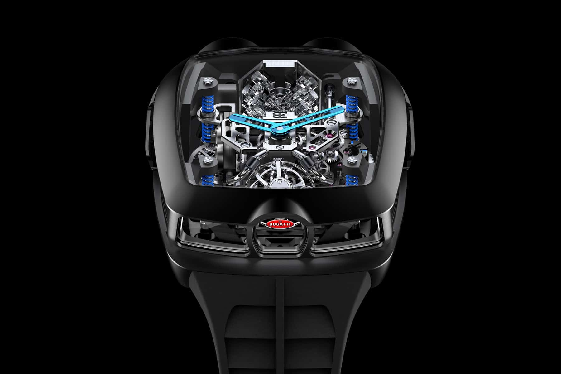 Jacob & Co. Bugatti Chiron Tourbillon 3