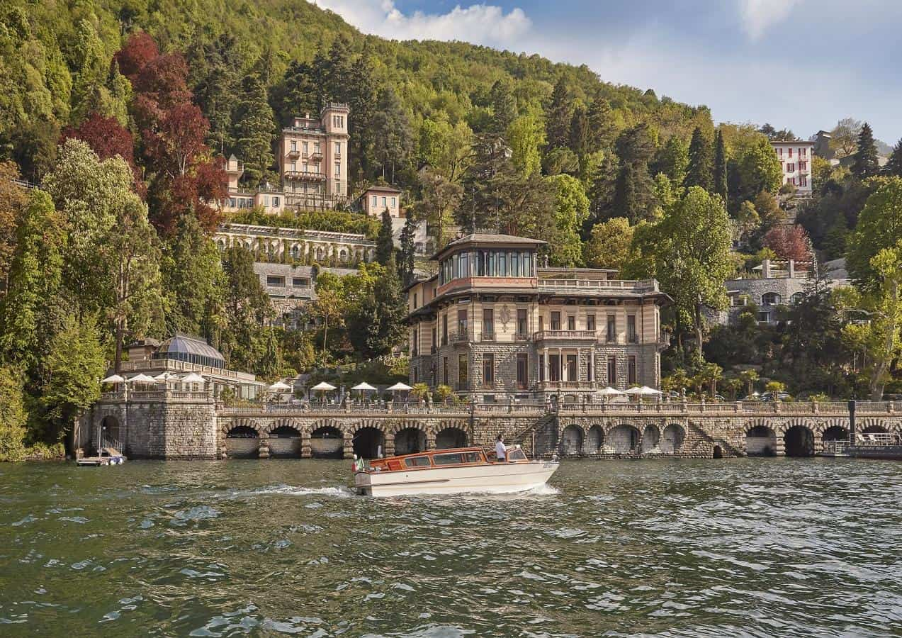 Mandarin Oriental, Lago di Como is Ready to Welcome us to Italy