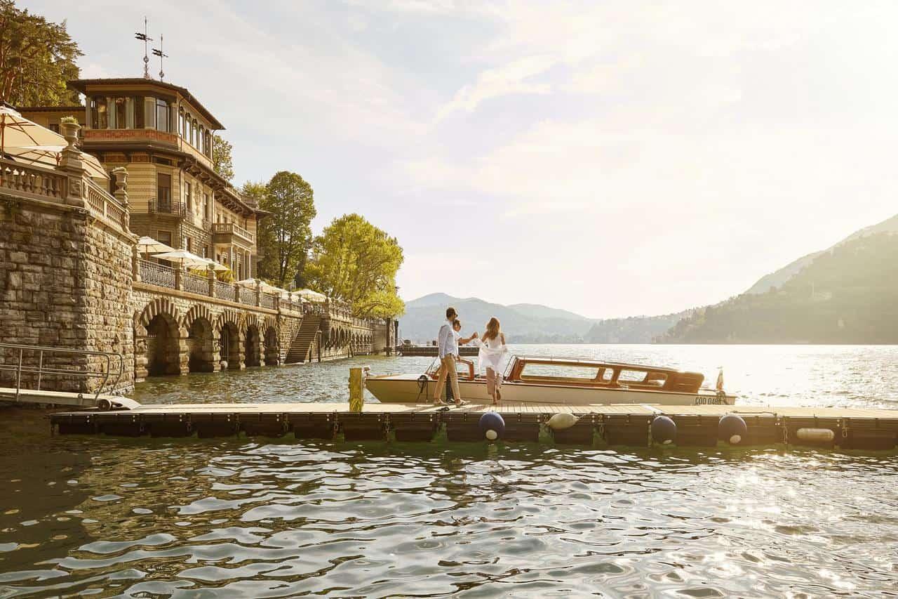 Mandarin Oriental, Lago di Como 2