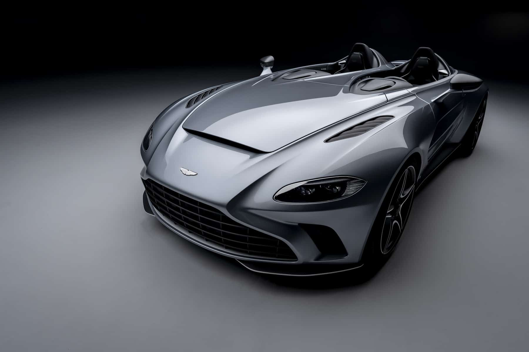 Aston Martin's Breathtaking V12 Speedster Will Blow Your Mind With Its 690 HP