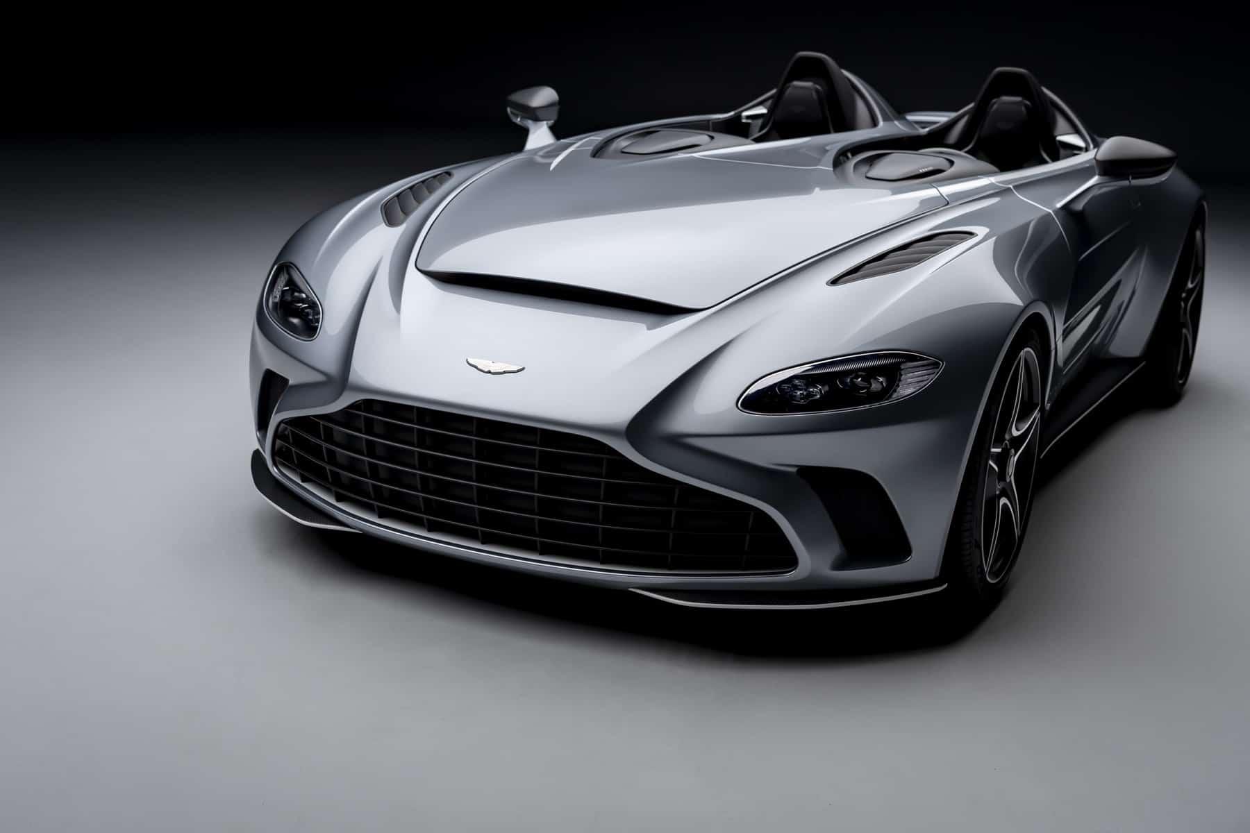 Aston Martin V12 Speedster 4