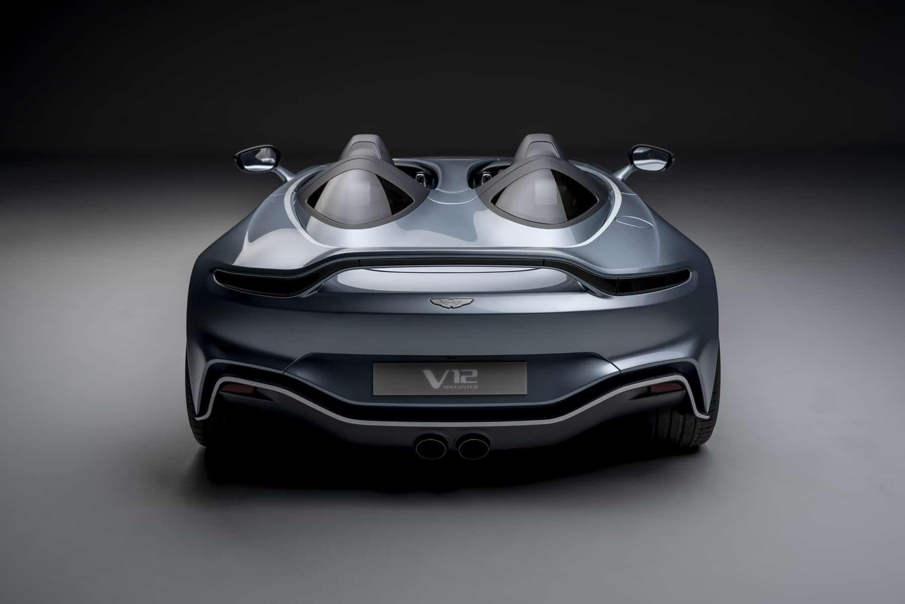 Aston Martin V12 Speedster 5
