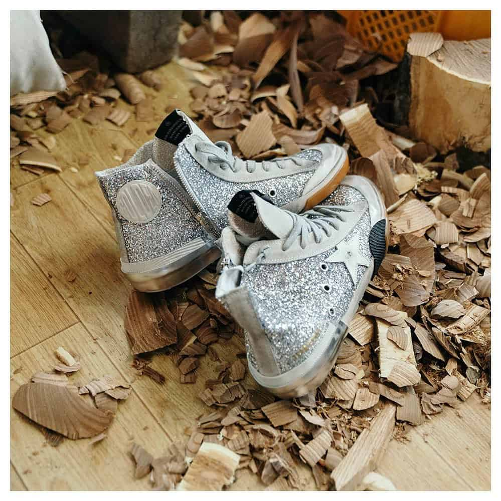 Golden Goose Deluxe Brand Shoes 7