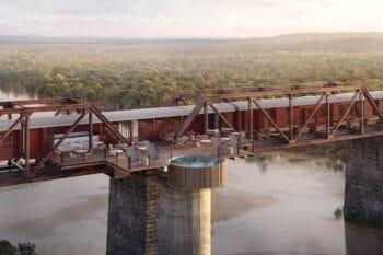 Kruger Shalati Luxury Train 1