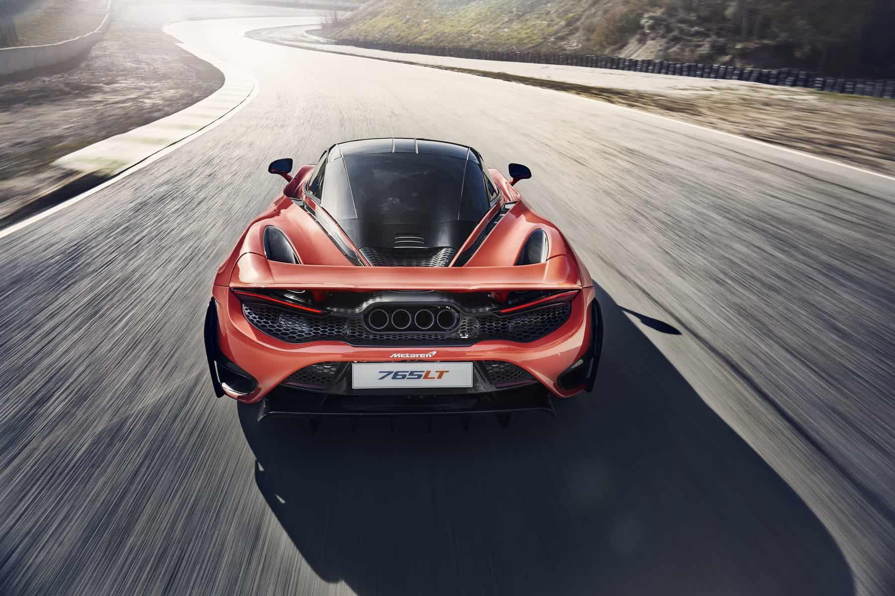 McLaren 765LT 8