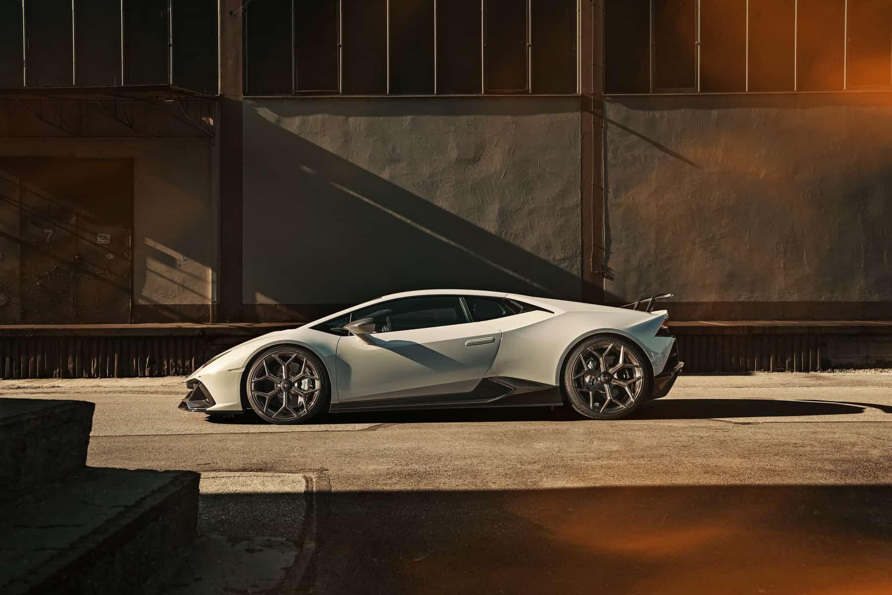 Novitec's Lamborghini Huracan Evo is Simply Irresistible!