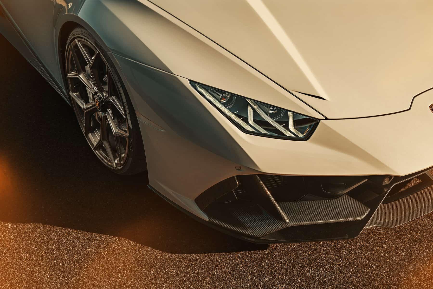 Novitec Lamborghini Huracan Evo 10