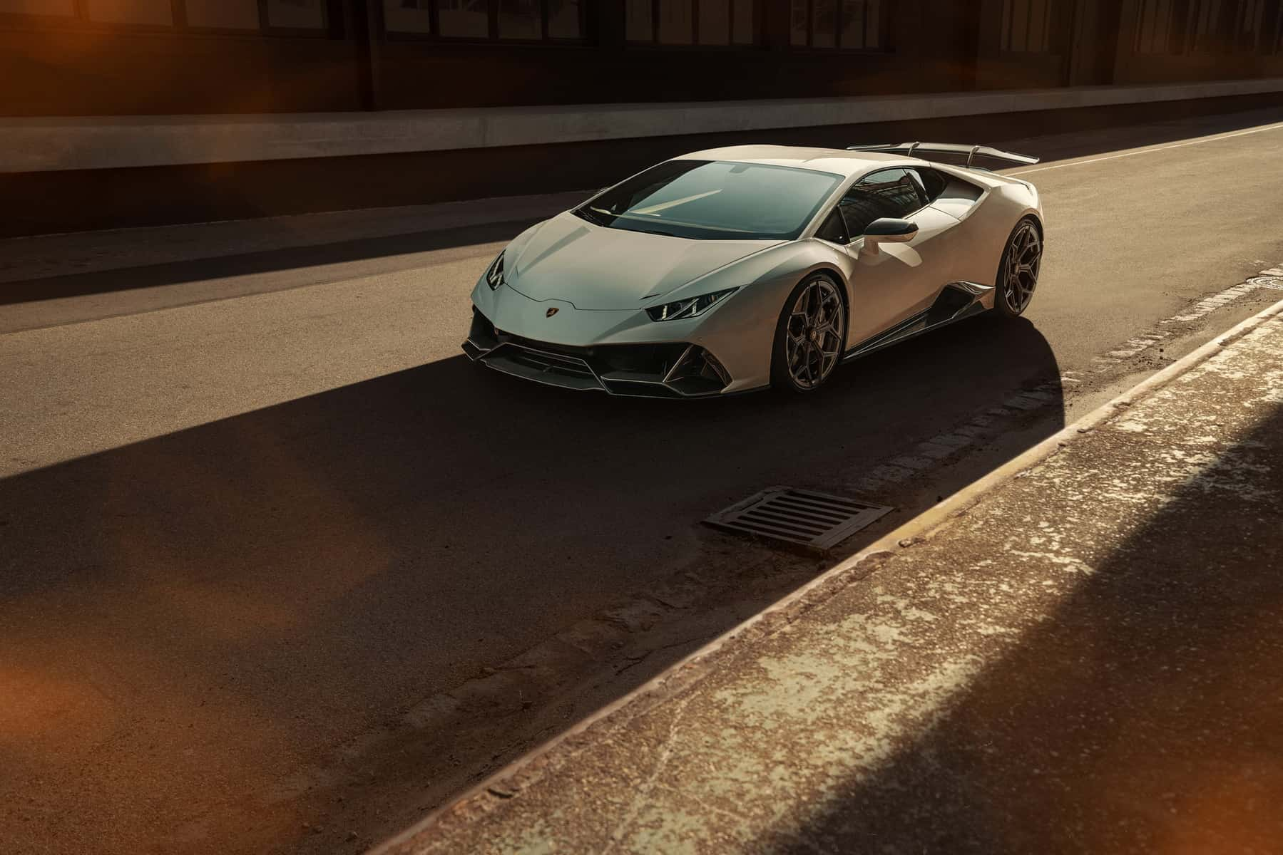 Novitec Lamborghini Huracan Evo 2