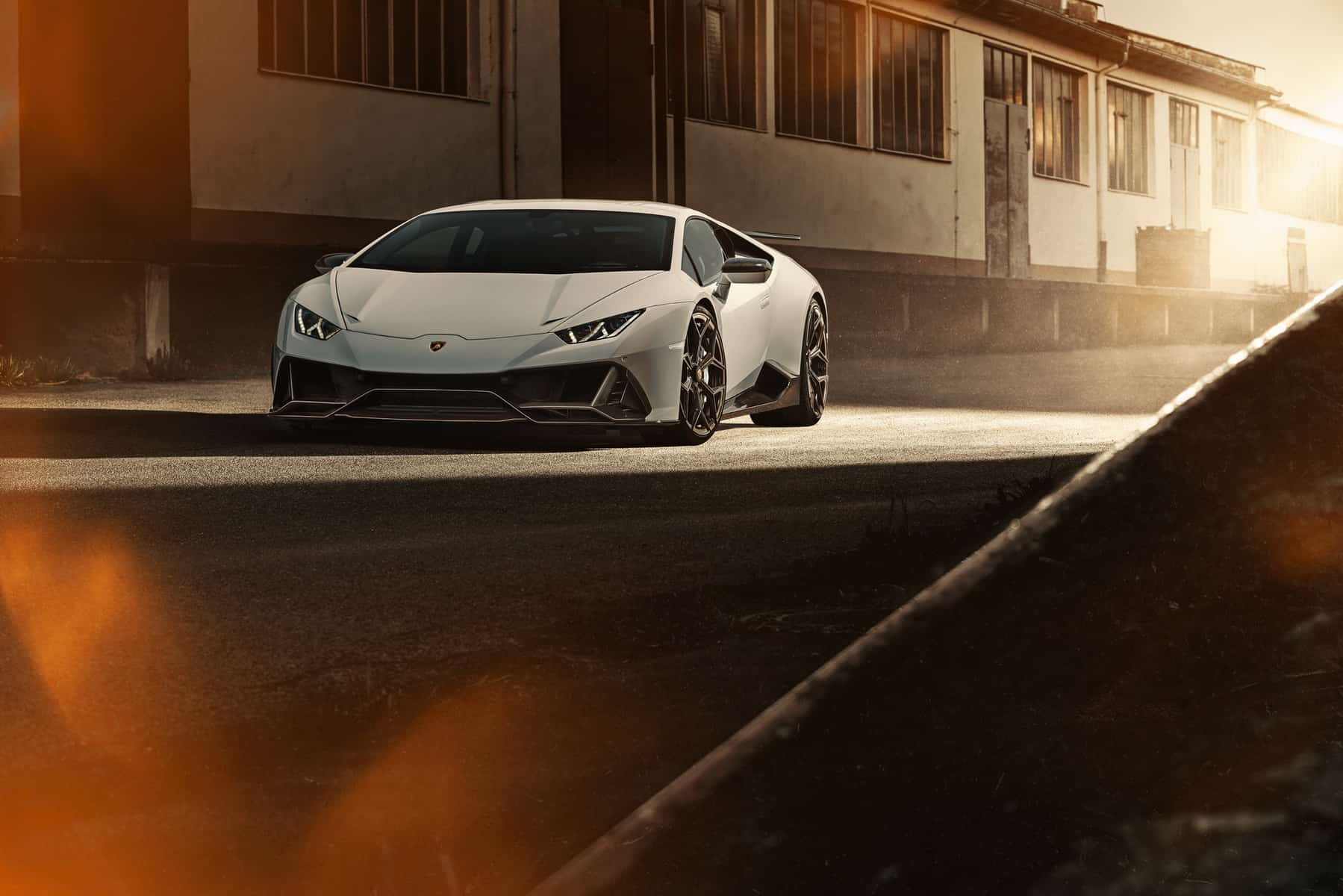 Novitec Lamborghini Huracan Evo 7