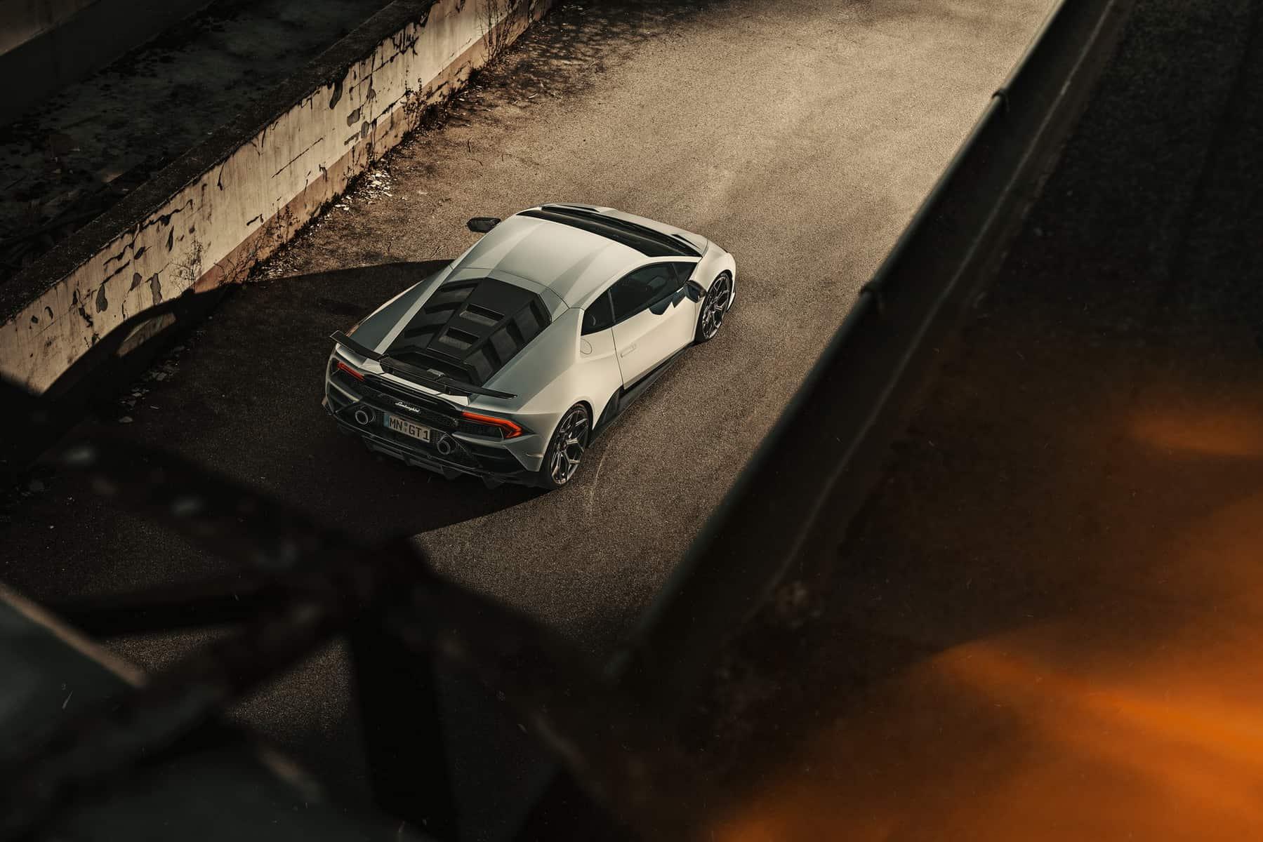 Novitec Lamborghini Huracan Evo 8