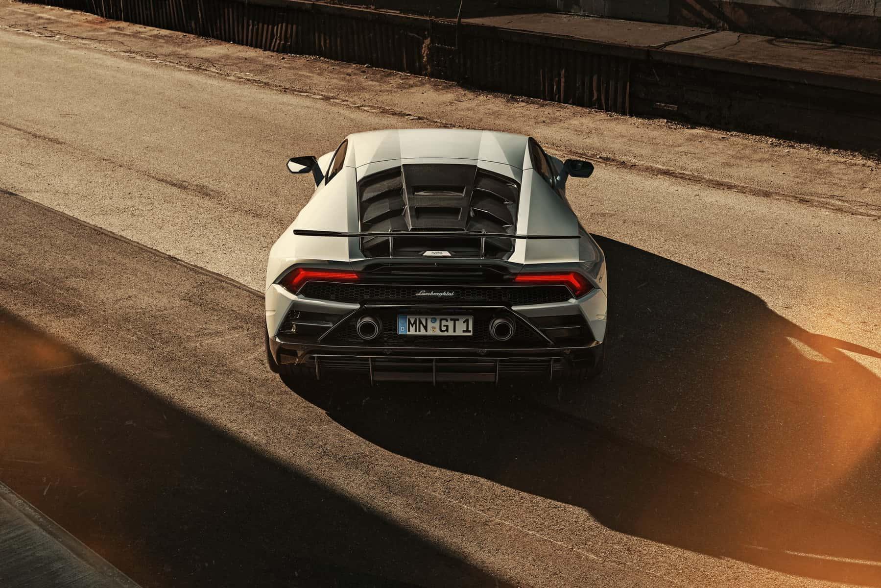 Novitec Lamborghini Huracan Evo 9