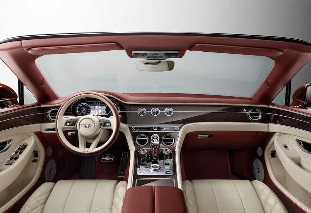 2020 Bentley Continental GT 5