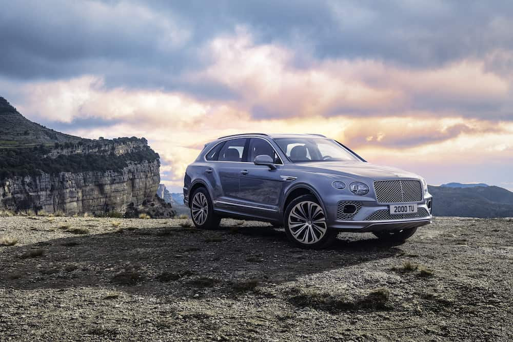 Bentley Bentayga Facelift 1