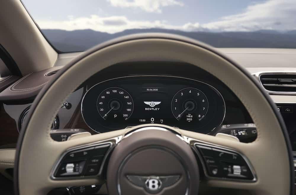 Bentley Bentayga Facelift 10