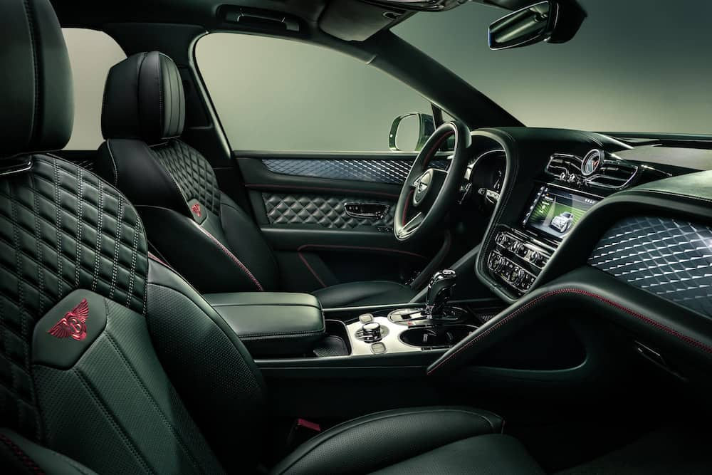 Bentley Bentayga Facelift 13