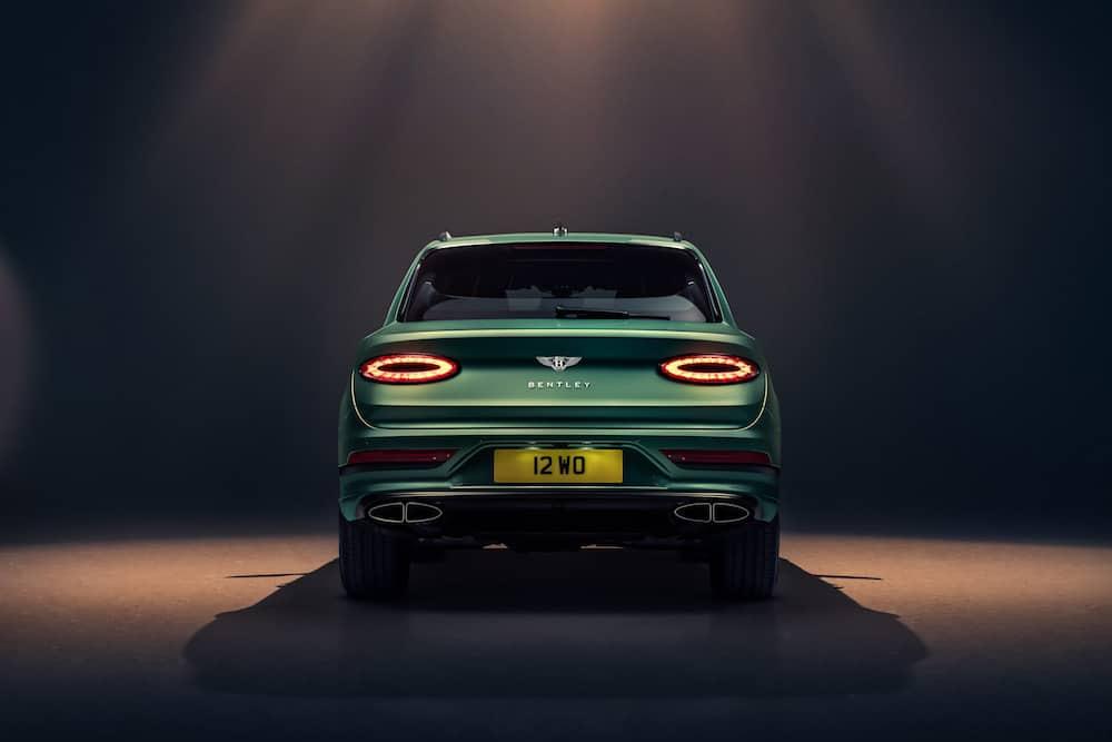 Bentley Bentayga Facelift 19