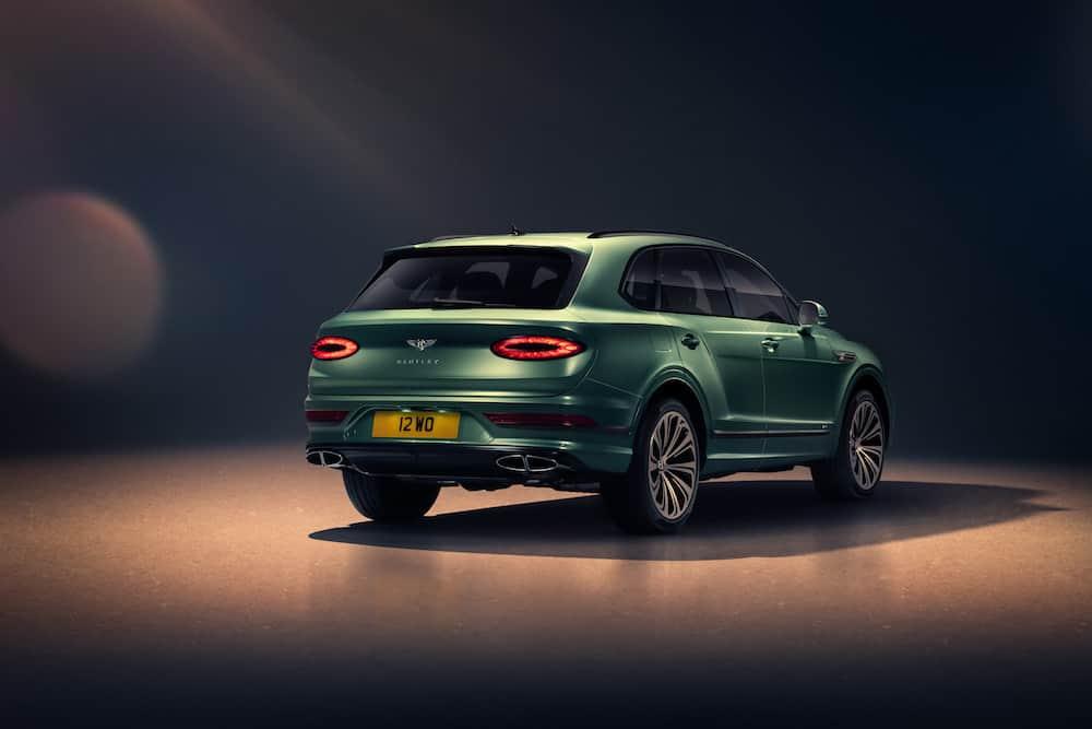 Bentley Bentayga Facelift 20