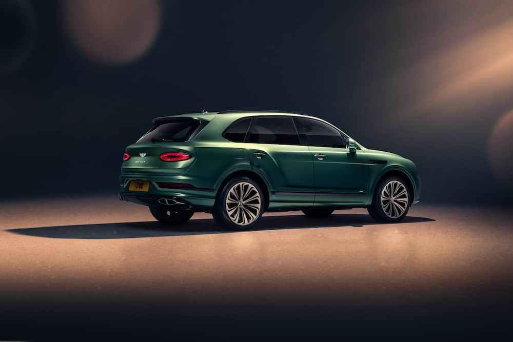 Bentley Bentayga Facelift 21