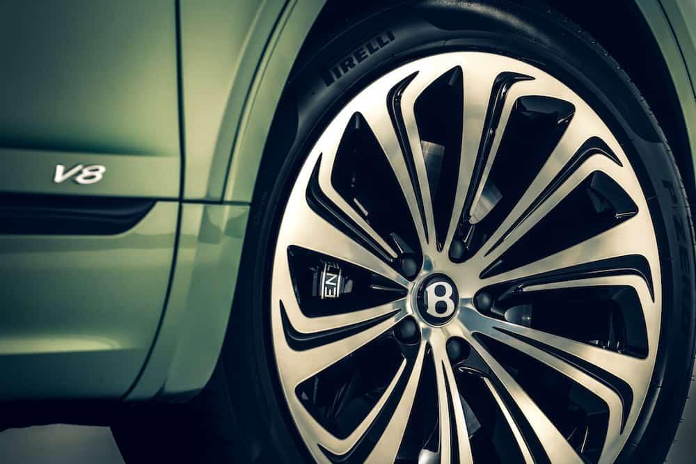 Bentley Bentayga Facelift 23