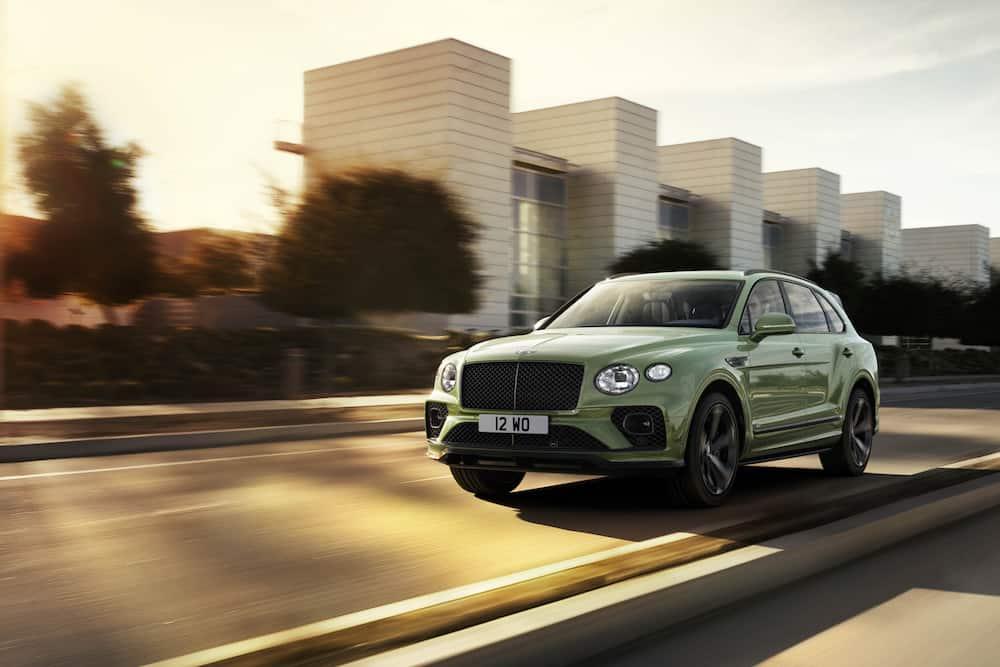 Bentley Bentayga Facelift 5