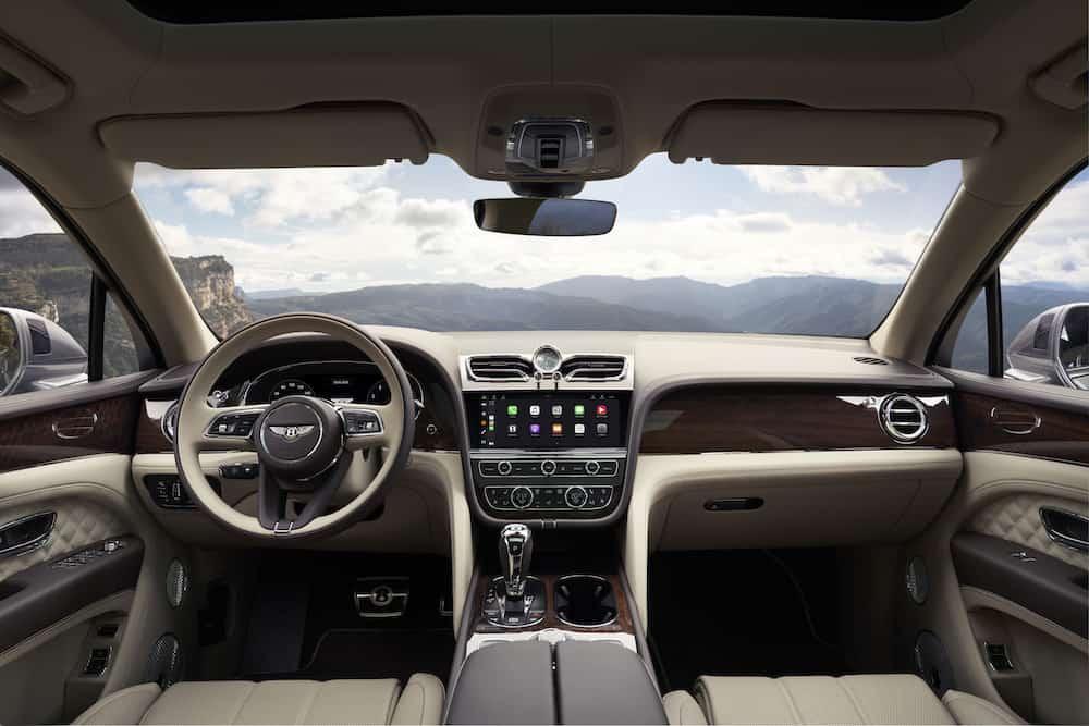 Bentley Bentayga Facelift 7