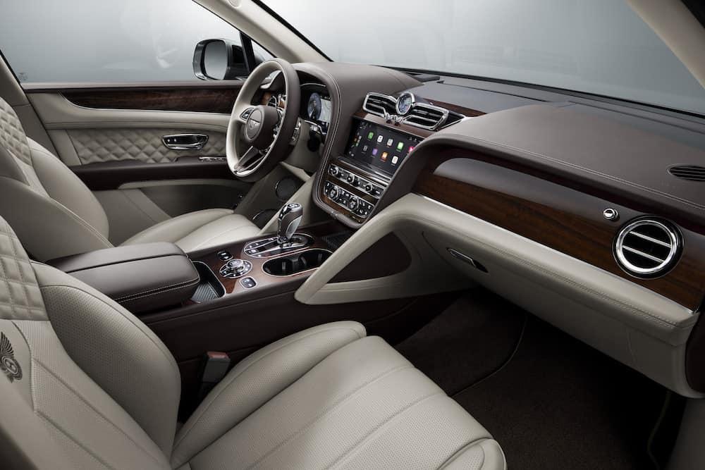 Bentley Bentayga Facelift 8