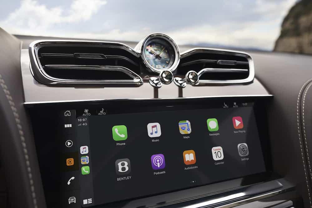 Bentley Bentayga Facelift 9
