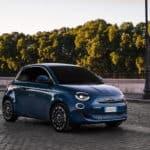 Fiat 500 EV 1