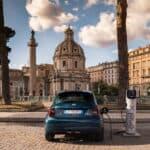 Fiat 500 EV 10