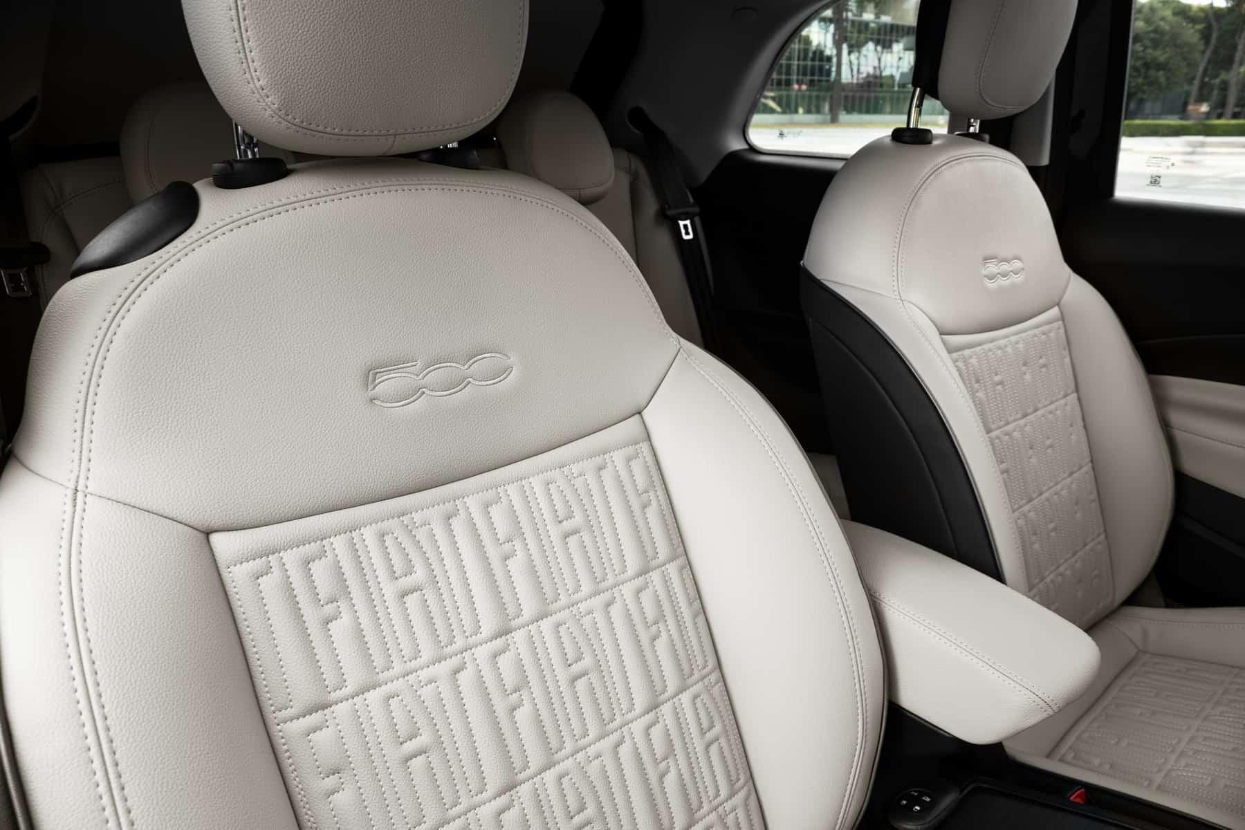 Fiat 500 EV 20