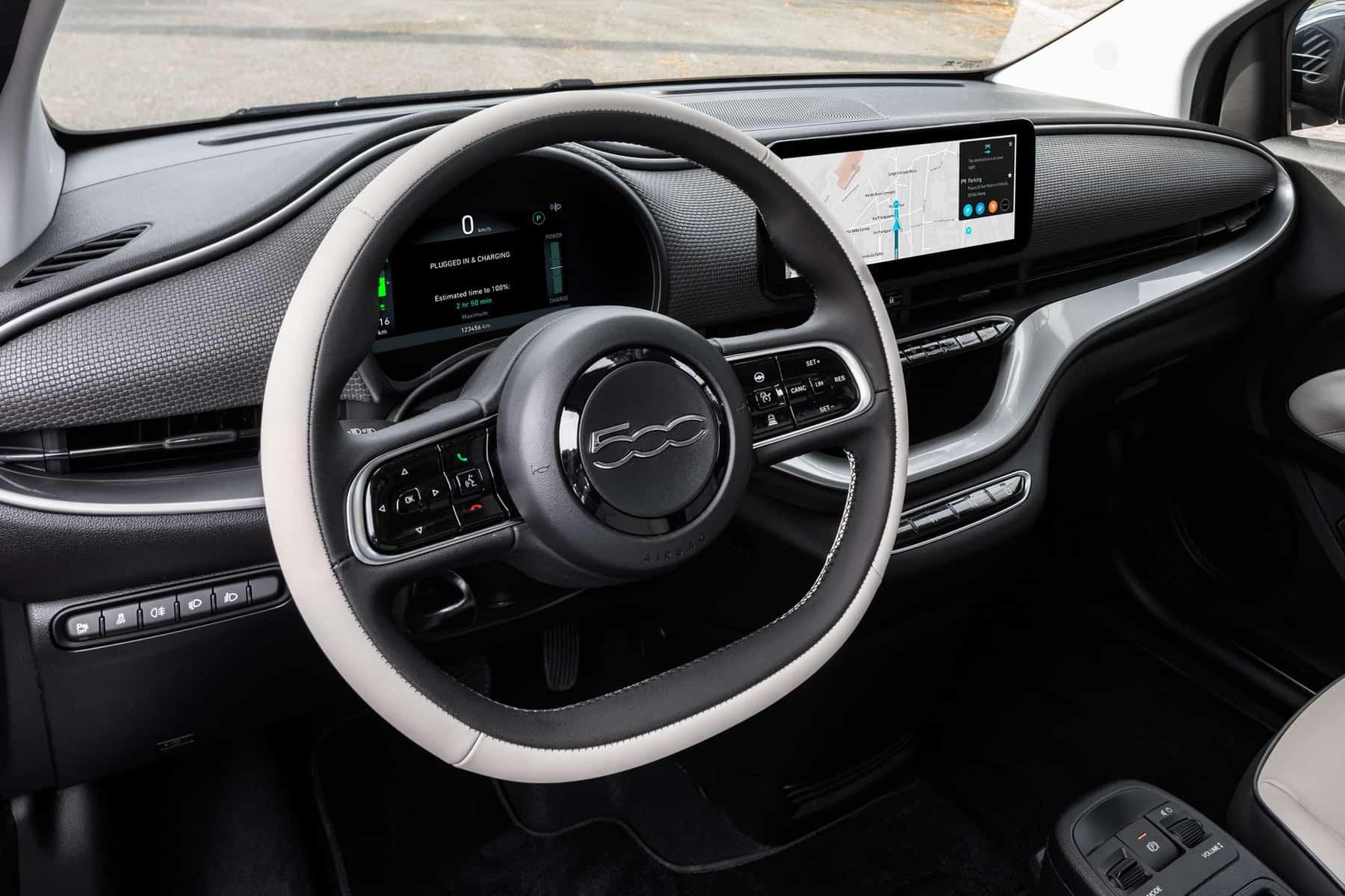 Fiat 500 EV 21
