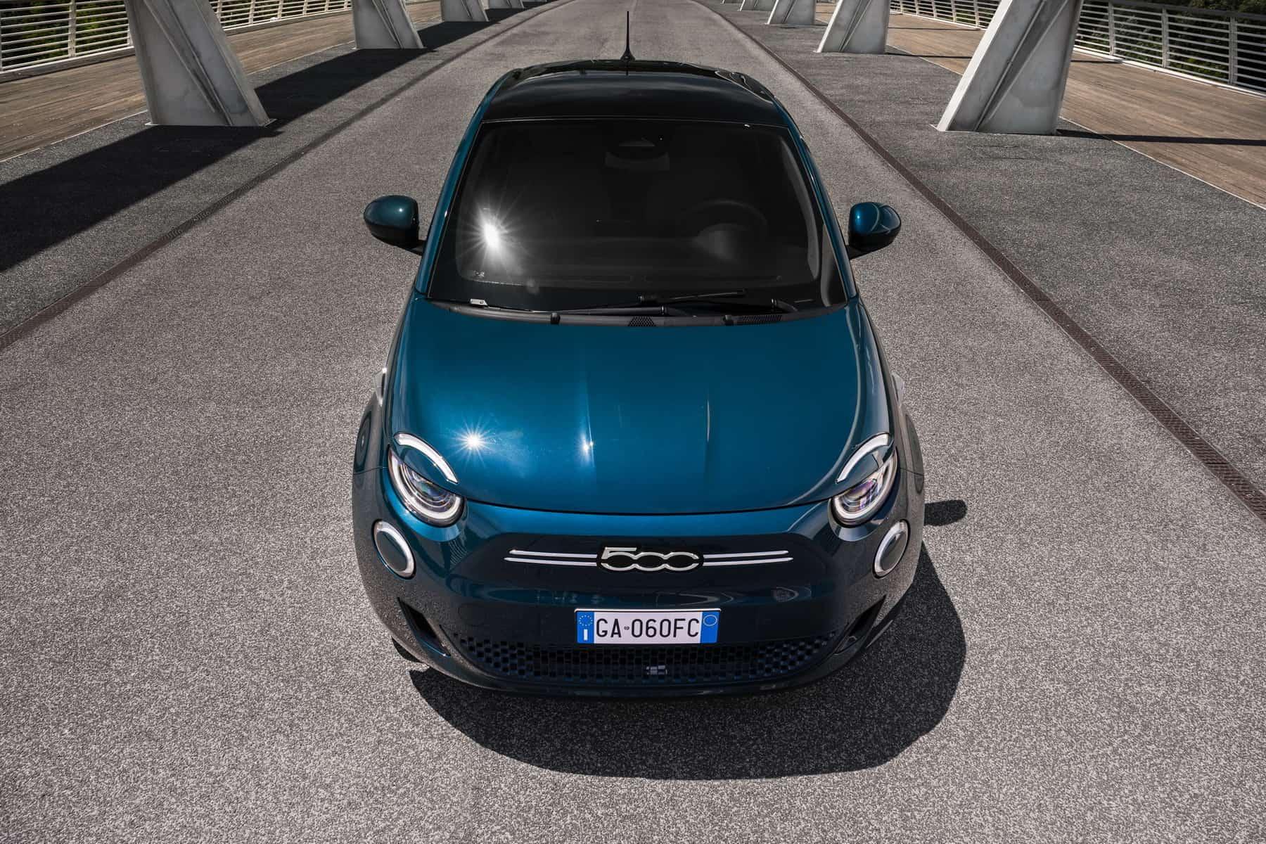 Fiat 500 EV 3