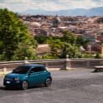 Fiat 500 EV 9