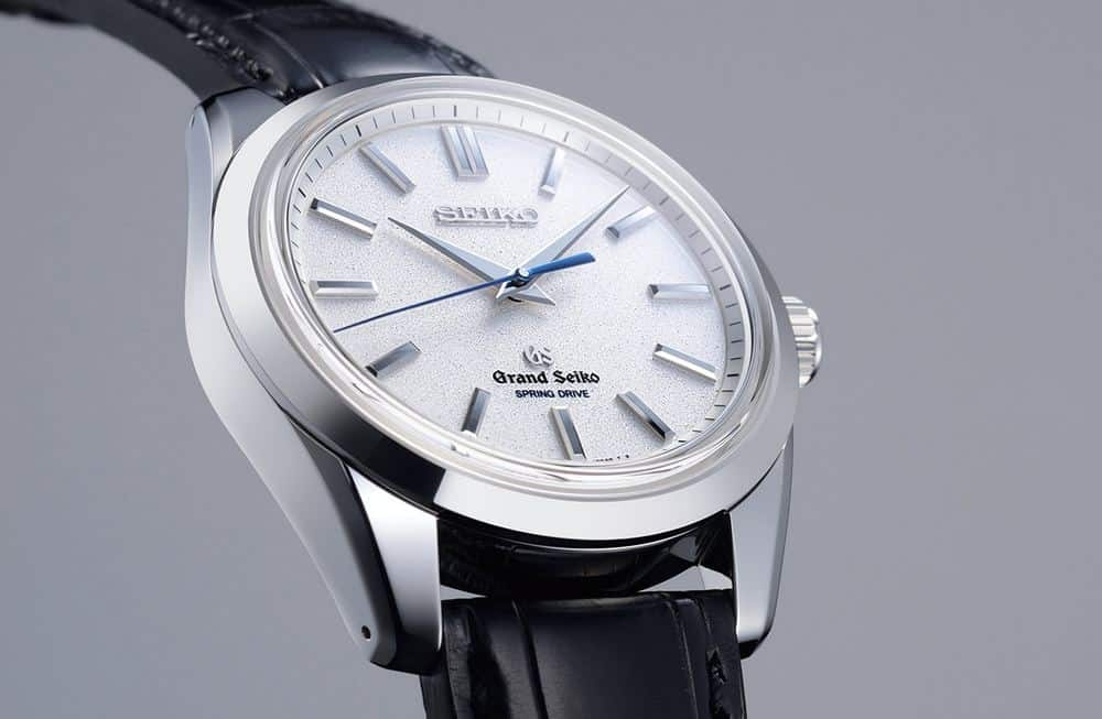 Seiko Spring Drive 8-Day Power Reserve