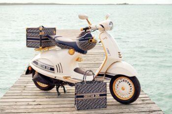 Vespa 946 Christian Dior 1