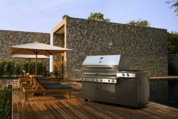 Kalamazoo K1000 Hybrid Fire Grill