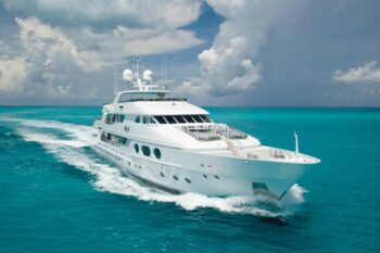 Superyacht LADY JOY 1