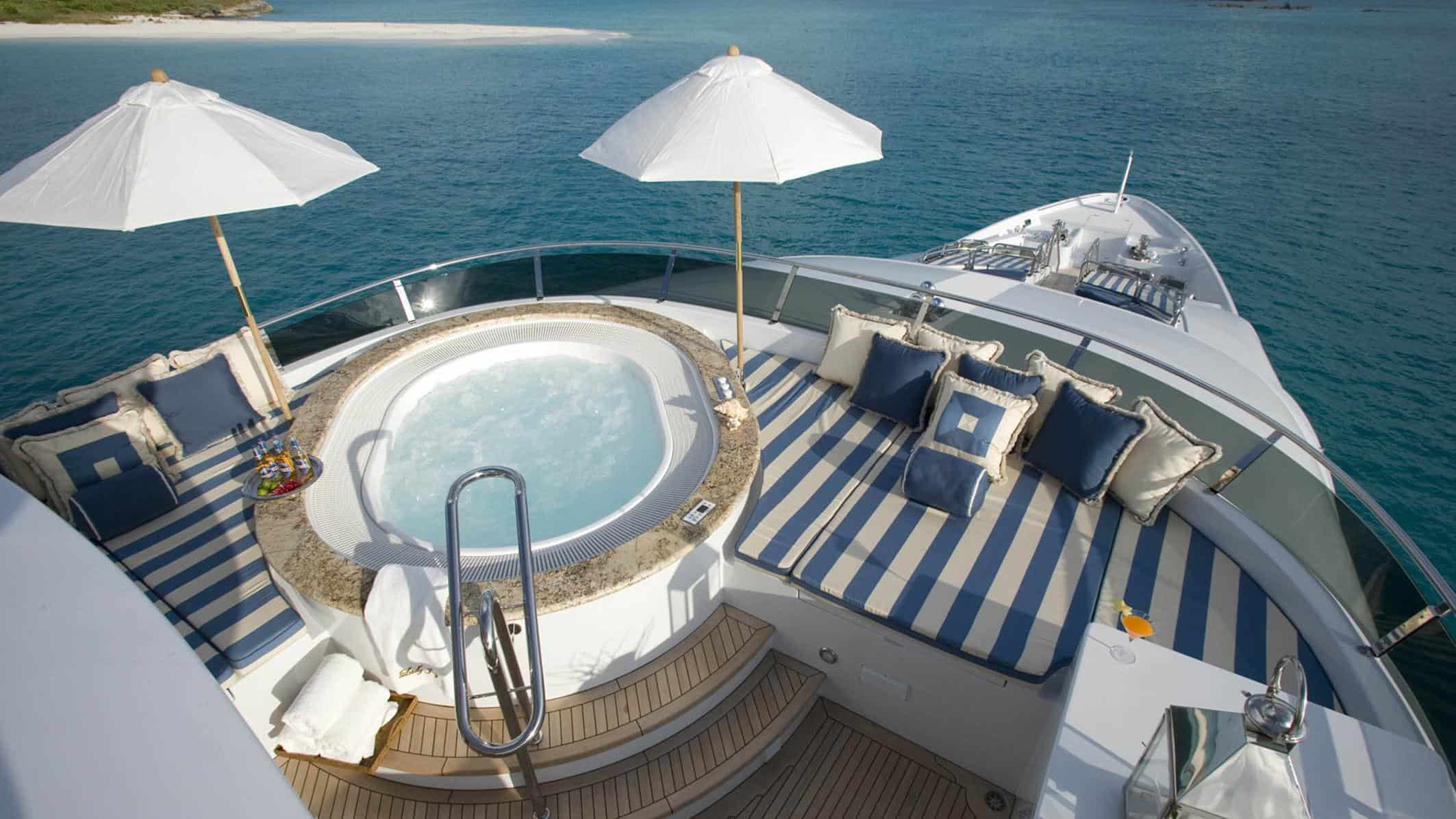 Superyacht LADY JOY 17