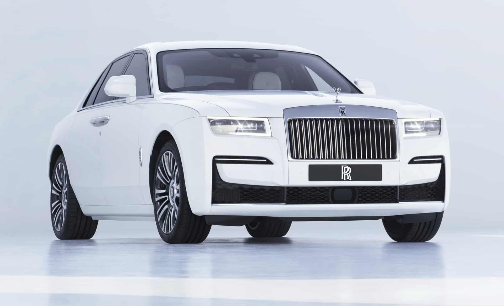 2021 Rolls-Royce Ghost 1