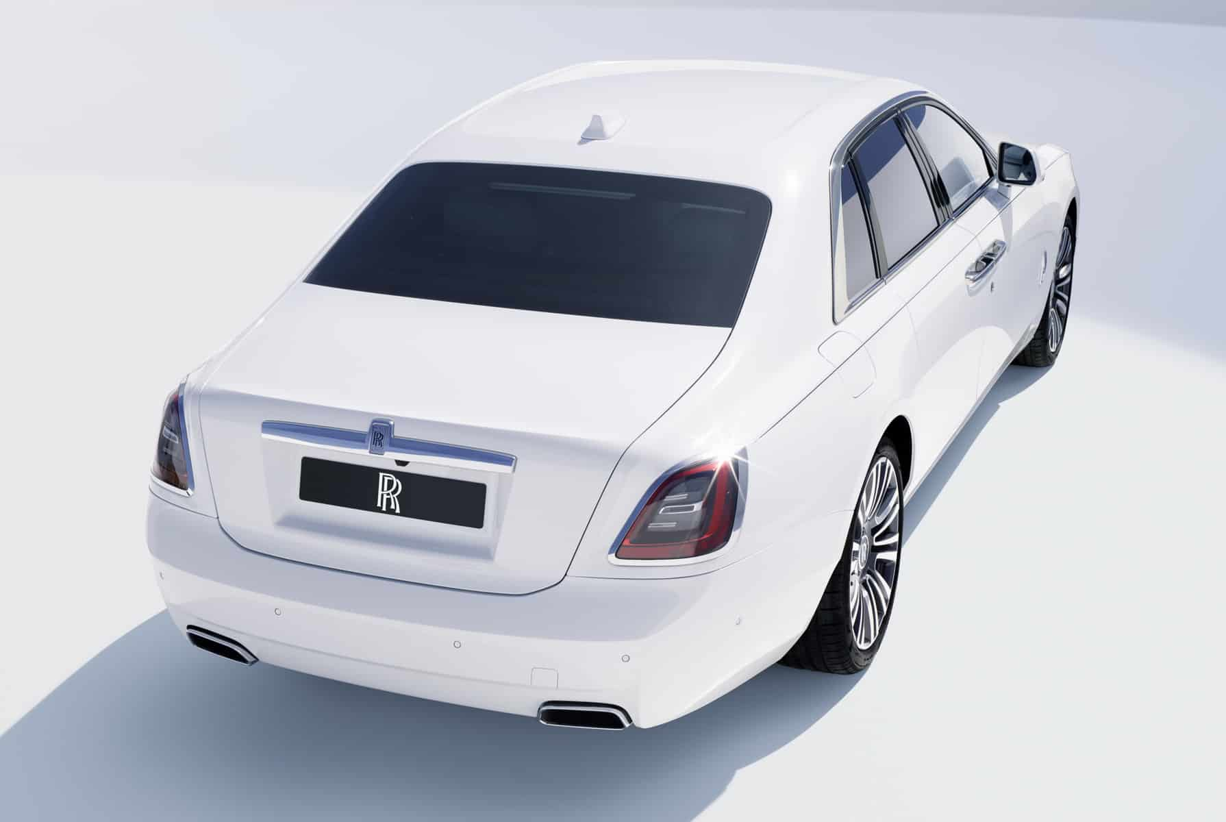 2021 Rolls-Royce Ghost 2