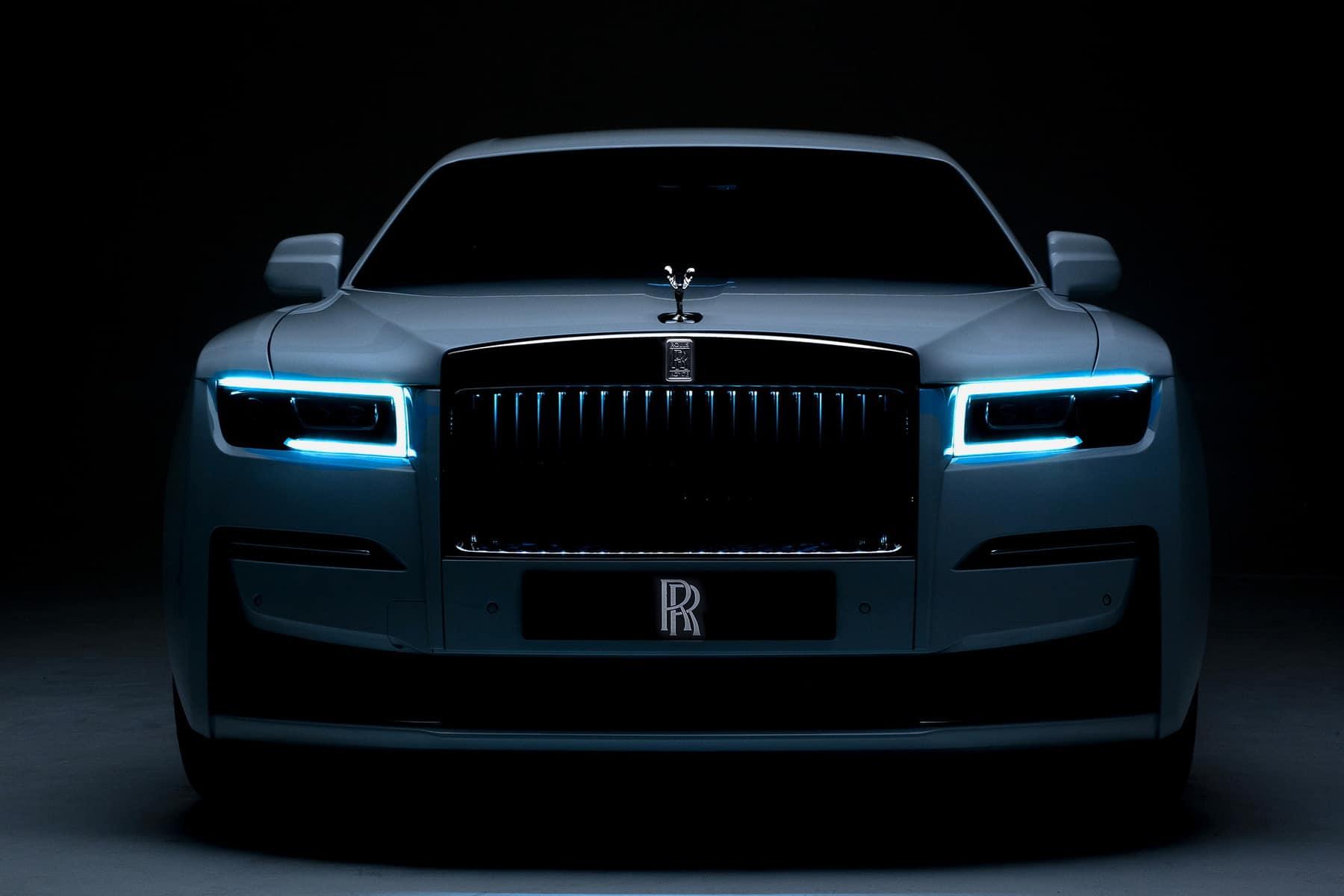 2021 Rolls-Royce Ghost 6