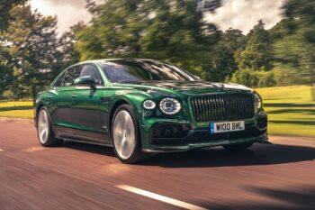 Bentley Flying Spur Styling Specification 1