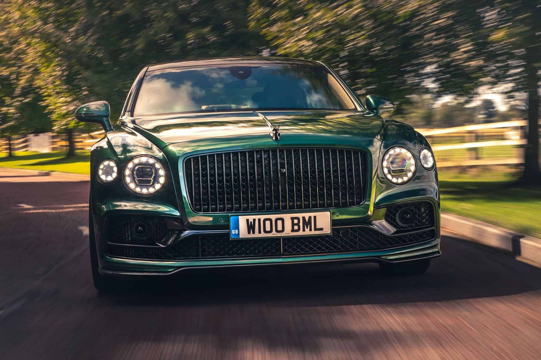 Bentley Flying Spur Styling Specification 2