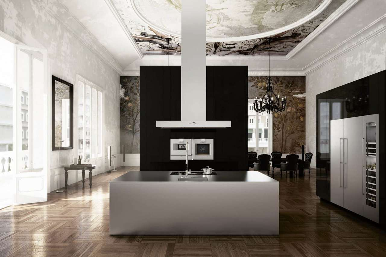 Gaggenau kitchen