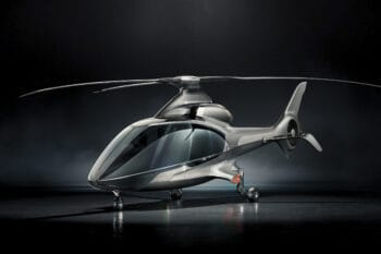 Hill Helicopters HX50 1