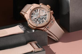Hublot Big Bang Millennial Pink 1