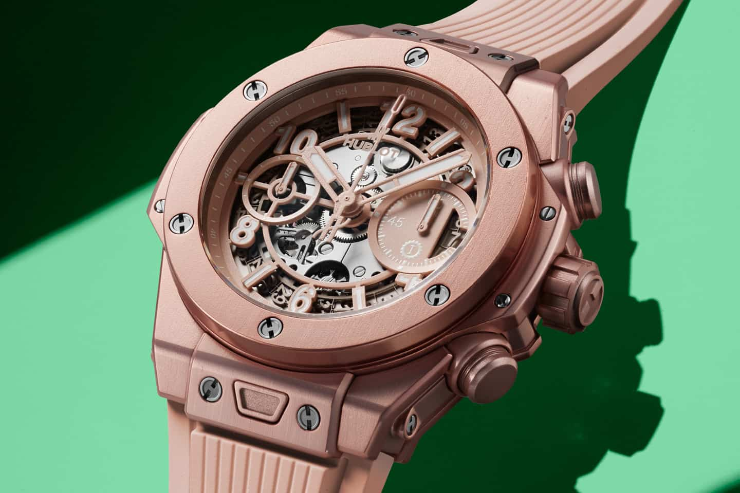 Hublot Big Bang Millennial Pink 2