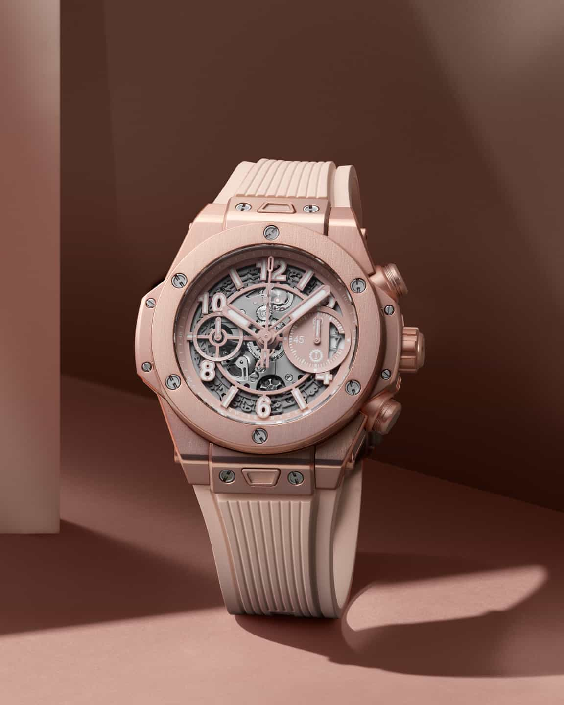 Hublot Big Bang Millennial Pink 3