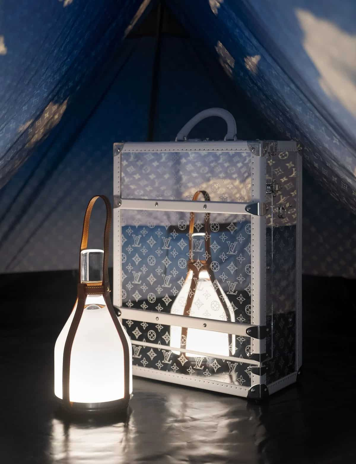 Louis Vuitton camping tent 2