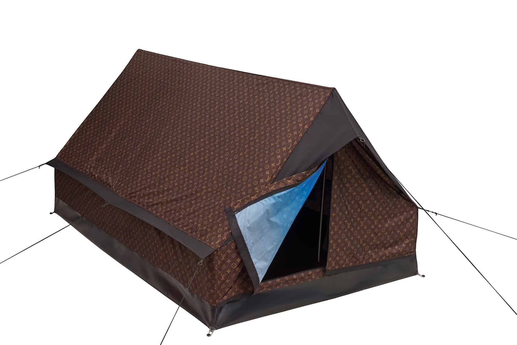 Louis Vuitton camping tent 4